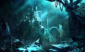 The Lost City by artofjokinen