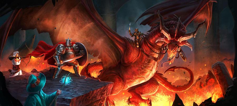 Goblin Menace by artofjokinen