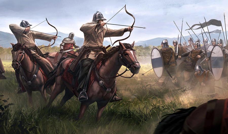 Battle of Melito by artofjokinen