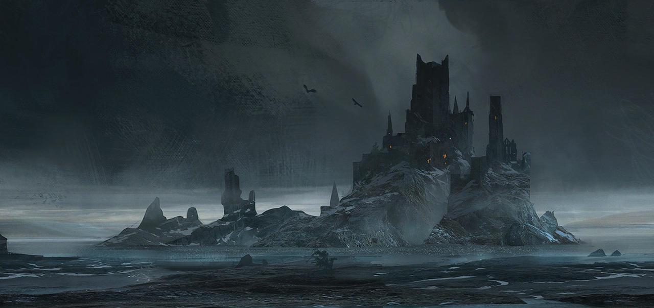 Castle by artofjokinen