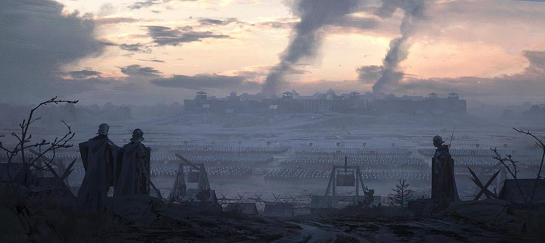 Siege by artofjokinen