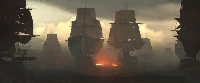 Battle of the Nile 1798