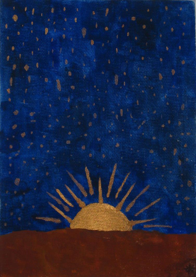 Illuminated Night by WyndRose