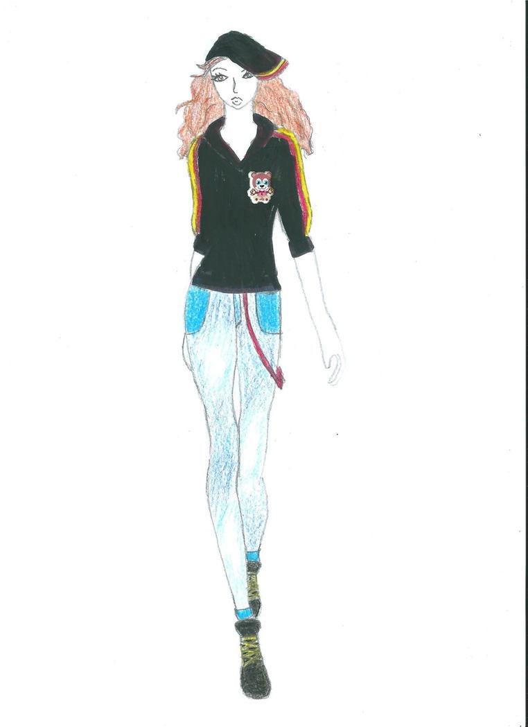 Disegno moda by fashiondanger on deviantart for Disegni di casa alla moda