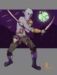 Space Trouble: Zarnala