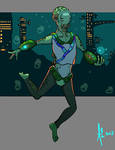 Space Trouble: Aquatic Species