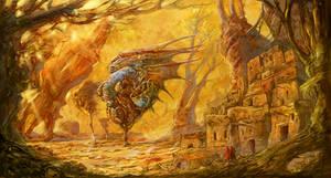Forgotten by Gods by sabin-boykinov