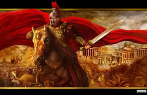 ' Gand Ages:Rome ' by sabin-boykinov