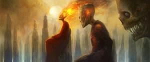 Valley of the burning kings by sabin-boykinov