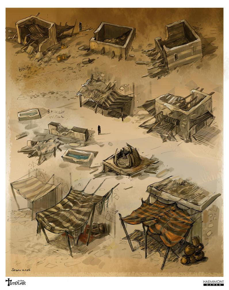 game concept art by sabin-boykinov