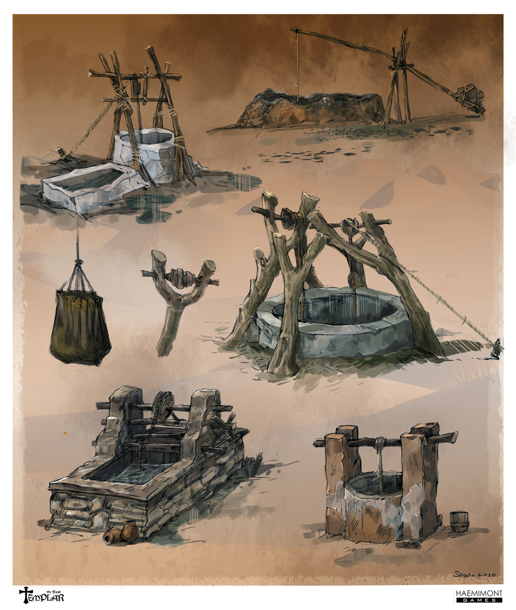 game concept art by sabin-boykinov on DeviantArt