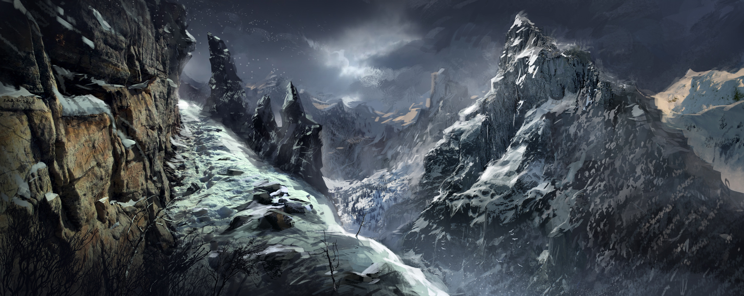 mountain pass by sabin-boykinov on deviantART