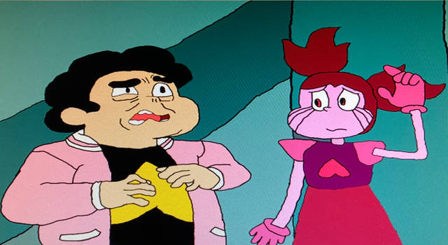Steven and Spinel
