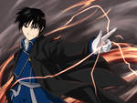 Roy Mustang - Flame Alchemist