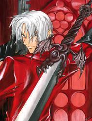 Dante the sexy devil hunter