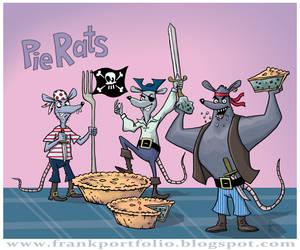 Pie Rats