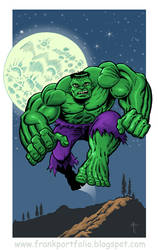 Hulk Jumps