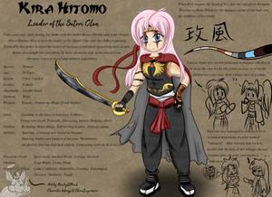 Gift Art - Kira Hitomo - Reference