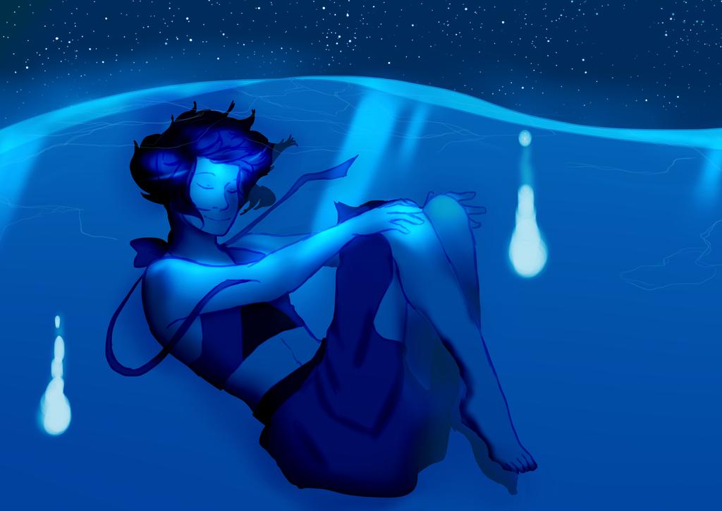 SU | Ocean Gem by Anfuu