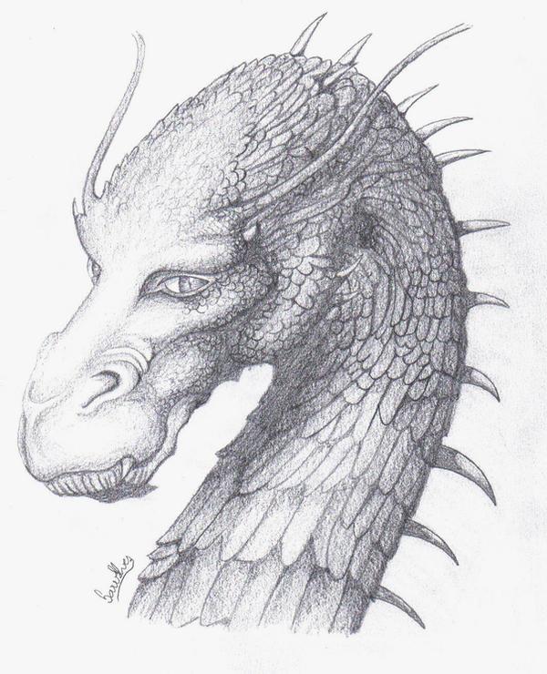Eragon by Roxarah on D... Eragon And Arya Drawings
