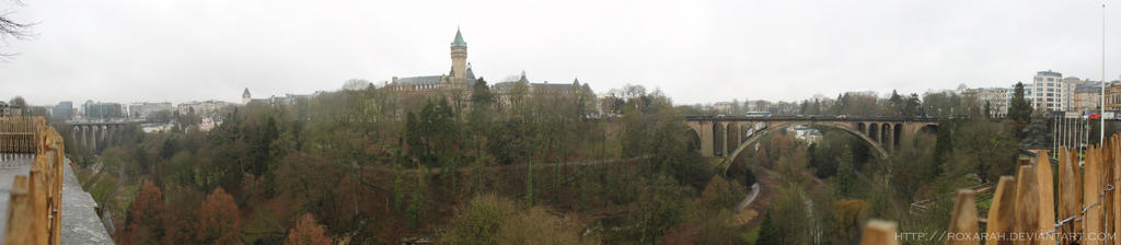 Luxembourg by Roxarah