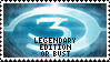 Halo 3 Legendary Edition Stamp by Echo104b