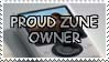 Zune Stamp by Echo104b