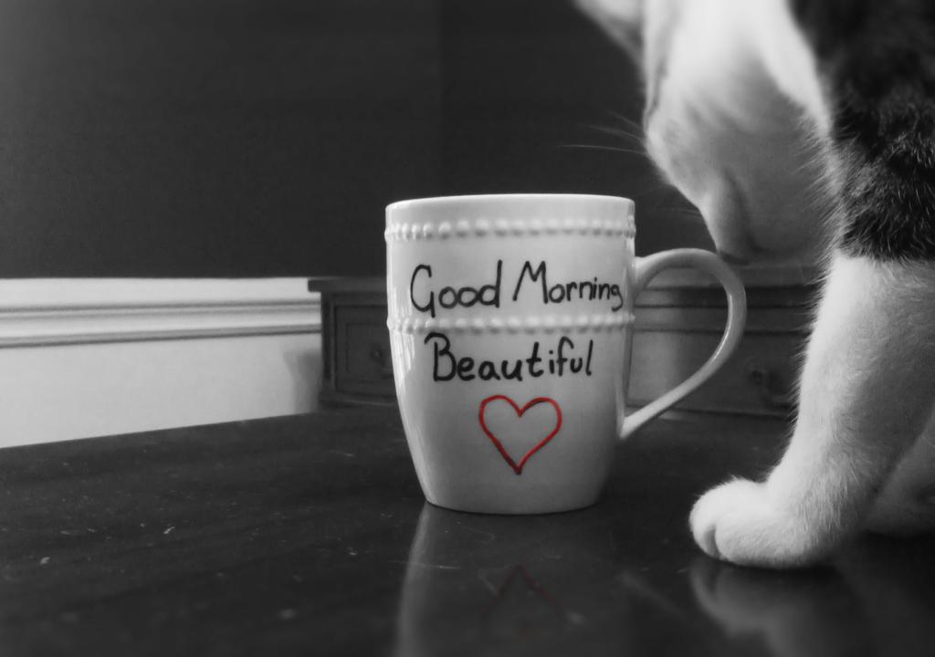 Good Morning Beautiful by iZacuto on DeviantArt
