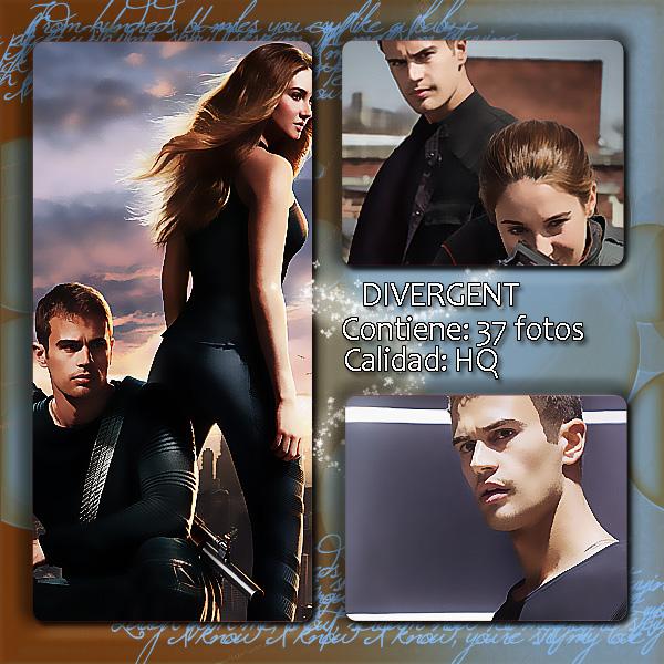 Photopack 23: Divergent by SwearPhotopacksHQ