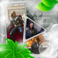 Photopack 127: Los Vengadores by SwearPhotopacksHQ