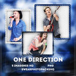 Pack PNG 214: One Direction