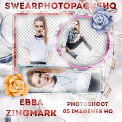 Pack PNG 225: Ebba Zingmark by SwearPhotopacksHQ
