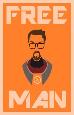 Minimalist Freeman - Half Life
