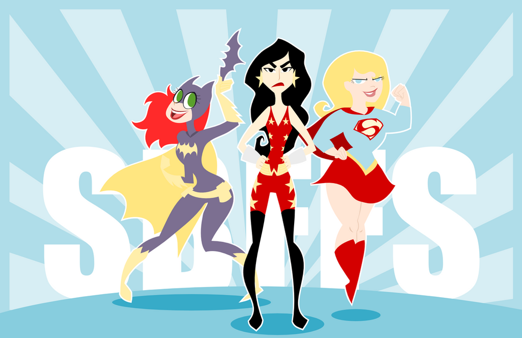SUPER BEST FRIENDS FOREVER, YEAH! By LaggyCreations On