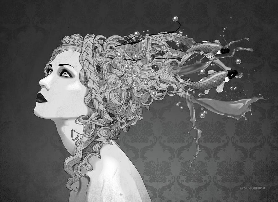 Pisces By Dimitrosw On DeviantArt
