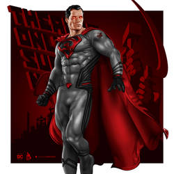 Superman: Red Son by dimitrosw
