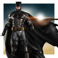 Batman: Justice League (Tactical Suit)