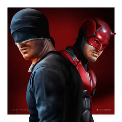 Let the Devil Out... Daredevil Season 3 by dimitrosw