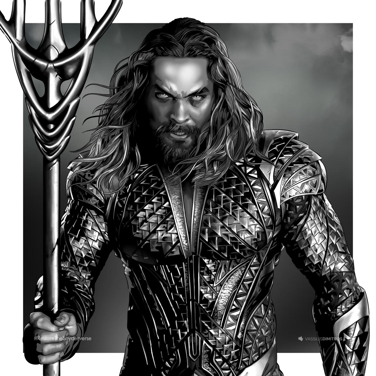 Zack Snyder's Justice League - Aquaman