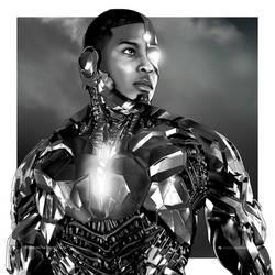 Zack Snyder's Justice League - Cyborg
