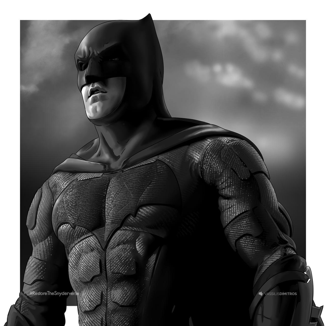 Zack Snyder's Justice League - Batman
