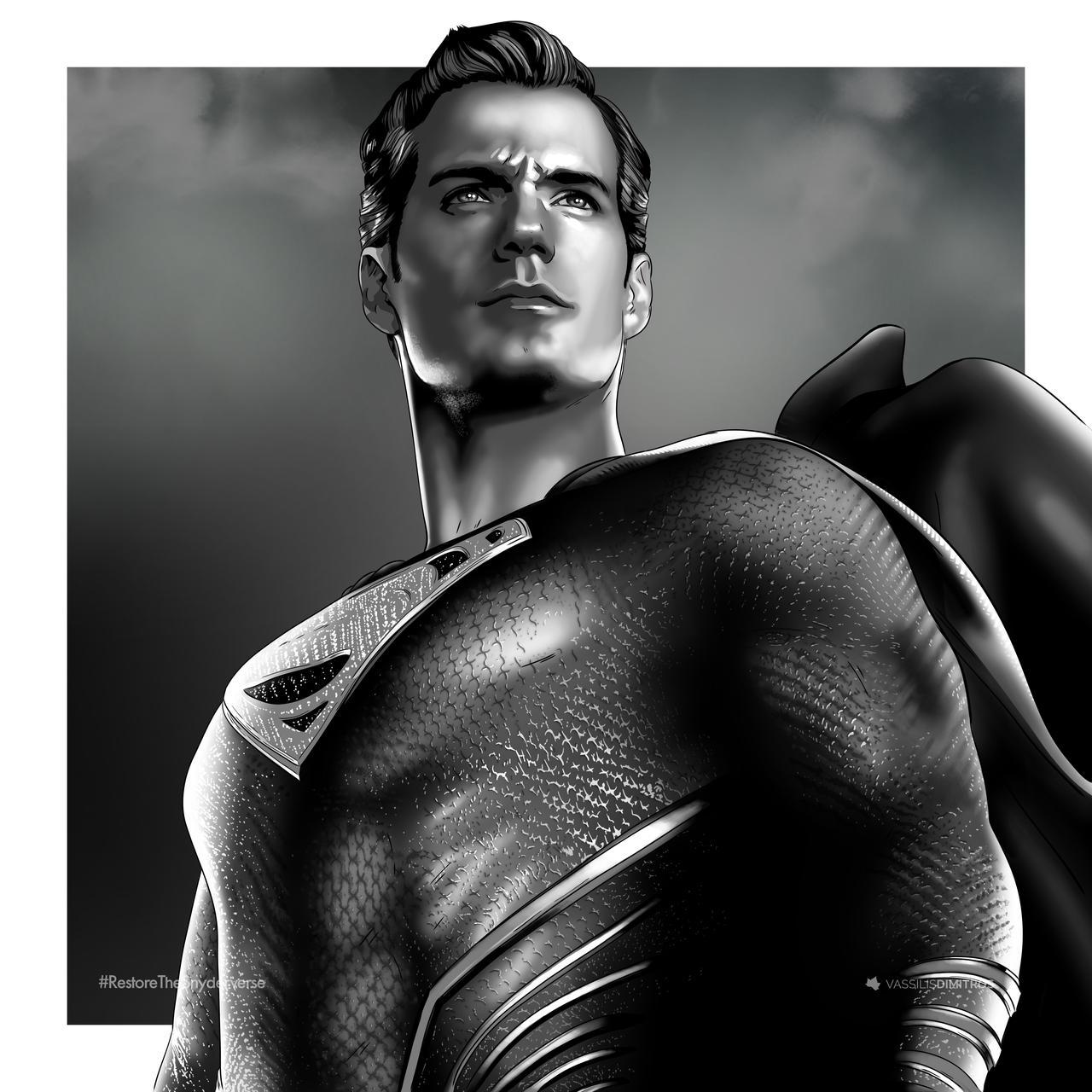 Zack Snyder's Justice League - Superman