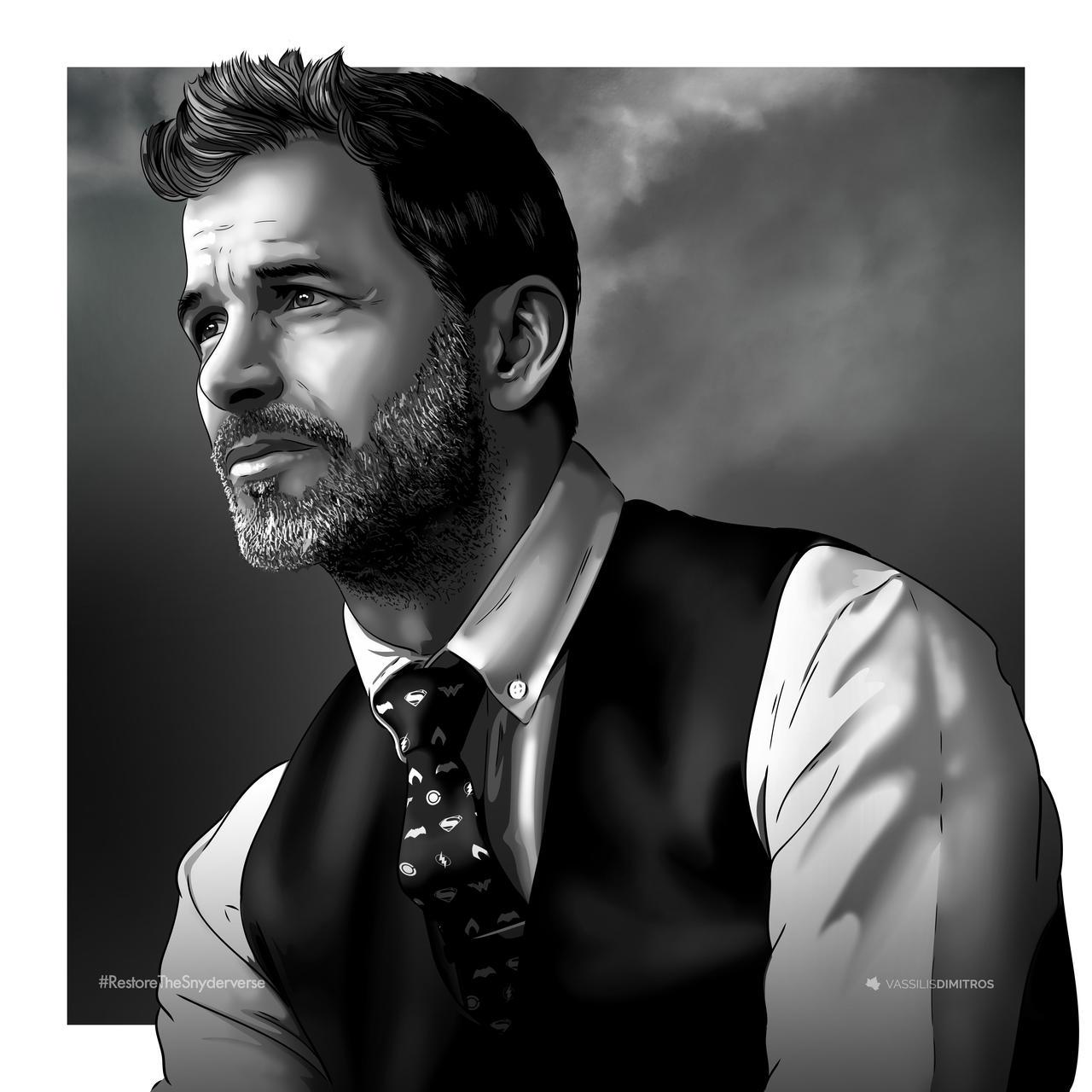 Zack Snyder's Justice League - Zack Snyder