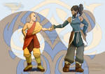 Avatar - Legend of Korra and the Last Airbender