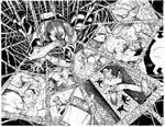 Amazing Spider-Man 665 spread