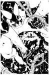 Scarlet Spider 2 cover inks