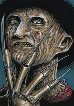 004 Freddy Krueger
