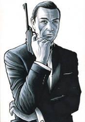 007 James Bond Sean Connery