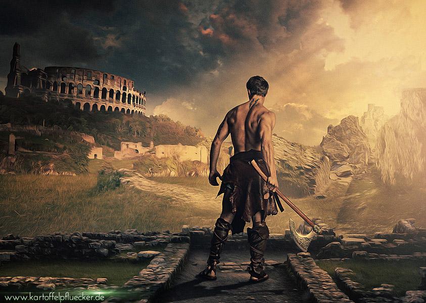The Gladiator by Kartoffel83