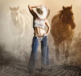 Ranch Girl